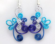 Spiral Bust Hypo Allergenic Earrings by melissawoods on Etsy