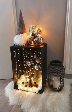 Christmas Card Crafts, Christmas Mood, Homemade Christmas, Christmas Projects, Holiday Crafts, Christmas Wreaths, Christmas Ornaments, Christmas Centerpieces, Xmas Decorations