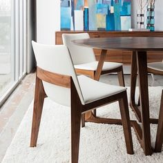 Fresh new designs released on our store, including the sleek Denmark Side Chairs!   Shop the chairs from the link in our bio!  #froylife #moderndecor #minimalist #minimaldesign #interiordesign