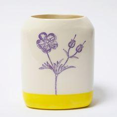 """Céramique de Flo, Vases becs verseurs Collection """"Botanic"""""""