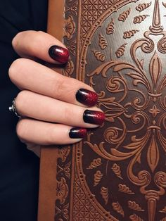 True Blood Party, Party Nails, Manicure At Home, Nail Polish Strips, Color Street Nails, Gorgeous Nails, Mani Pedi, Simple Nails, Craft Patterns