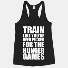 May the odds be ever in your favor #fitness #train #movies #hunger #games #workout