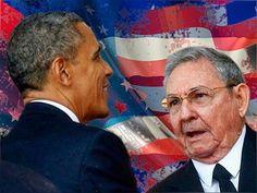 Cuba et States Unit tenere embassades este mese de Julie