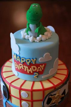 Happy b day to me! I'm a nervous Rex. (9 more days)