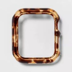 Apple Watch Accessories, Iphone Accessories, Tortoise Shell Watch, Apple Watch Bands Fashion, Gold Apple Watch, Apple Watch Wallpaper, Apple Watch Series 3, Fashion Watches, Women's Fashion