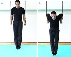 Built Like A Gymnast: Pack On The Muscle With Gymnastic Rings