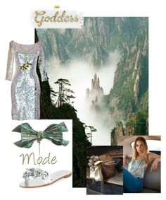 """""""Mist Makes the mood"""" by minalucinda ❤ liked on Polyvore featuring art"""