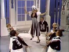 THE CAROL BURNETT SHOW - guests Tim Conway and Bernadette Peters 7th Se...