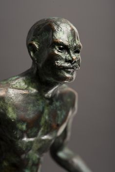 """""""The Encounter"""", Limited bronze editions of 30.  Part of the new PERFORMERS series"""
