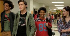 Love, Simon Trailer Has Nick Robinson Searching for His Love Story -- Nick Robinson stars as a teenager who decides he cannot hide being gay anymore in the first trailer for Love, Simon. -- http://movieweb.com/love-simon-movie-trailer-nick-robinson/