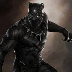 Black Stuff | Things You Didn't Know About Marvel's Black Panther