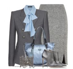 Chic Office Dress Code - Editor's Style - Page 9 of 33 - Fashion Style Mag