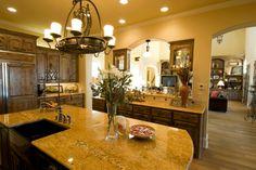 Mediterranean Style House Plan - 3 Beds 3.5 Baths 3633 Sq/Ft Plan #472-4 Photo - Houseplans.com