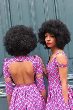 A French Designer Uses Natural Models For Her New Collection African Dresses For Women, African Print Dresses, African Attire, African Wear, African Women, African Prints, African Style, African Fabric, African Clothes