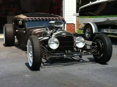 Hot rod | The Hot Rod Feed - Early Hot Rods, Rat Rods, Roadsters & Custom Cars | morbidrodz March 2016