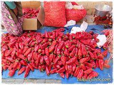 pazarda biber Carrots, Salsa, Homemade, Vegetables, Food, Carrot, Salsa Music, Veggies, Home Made