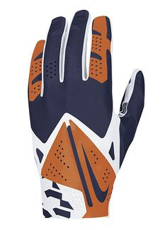 nike lockup football gloves nfl team editions 03 Nike Lockup Football Gloves   NFL Team Editions