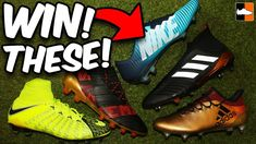 How To Win a pair of Football Boots Every Day!!