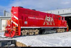 RailPictures.Net Photo: VTR 311 Vermont Rail System GP40-2LW at Burlington, Vermont by Kevin Burkholder