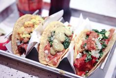 """Puesto is an """"upscale fast-casual"""" taqueria from two La Jolla bros and a Mexico City-born chef, #foodtruck #sandiego #mexican"""
