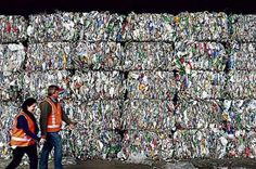 plastic bales instead of strawbale, how much and are they everywhere? Recycling, Underground Homes, Storm Shelters, City Photo, Plastic, Raw Materials, Brisbane, Benefit, Commercial