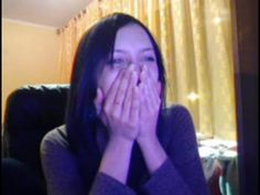 Chatroulette Love Song---so adorable, he proposes to her through the song!