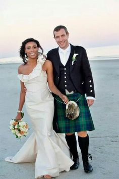 Couple interracial married