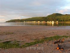 Kilchattan Bay, Isle of Bute (Scotland): another piece of paradise, simply unforgettable.