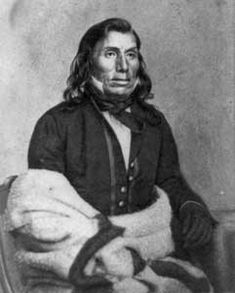 July 3rd, 1863 - Little Crow, Ta-oya-te-duta, Santee Sioux indian chief, died at 53.  Little Crow was shot and killed on July 3, by a settler who wished to collect the bounty for killing Dakota Indians in Minnesota. http://www.thefuneralsource.org/deathiversary/july/03.html
