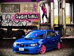 Props to Subie Girls Subaru Impreza WRX STI Forums: IWSTI.com