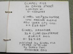 Rare Catalogue DE Niki DE Saint Phalle 1972 THE Devouring Mothers Galerie Gimpel   eBay