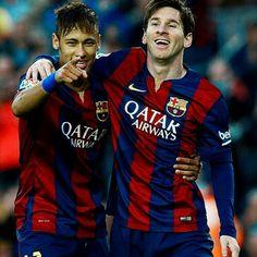 repost via @instarepost20 from @barcafanscol Final! 6-0 gana el Barça con goles de Mess x2, Suarez x2, Xavi y Neymar #FCBlive #FCBarcelona #IgersFCB#instarepost20
