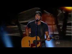 Luke Bryan - Drunk On You - CMA Music festival 2012