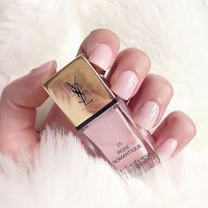 ♡ Yves Saint Laurent La Laque Couture Nail Lacquer ♡