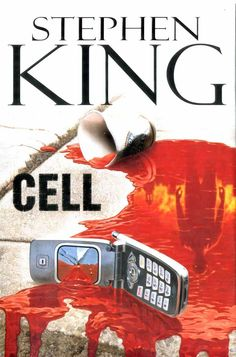 Cell by Stephen King. One of my favorite King books.