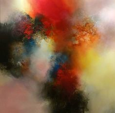 "Saatchi Art Artist Simon Kenny; Painting, ""Juncture"" #art"