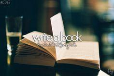 Bucket list, before i die ♥