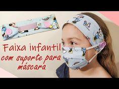 Easy Face Masks, Diy Face Mask, Baby Dress Patterns, Sewing Patterns, Crochet Mask, Tie Dye Shirts, Sewing Tools, Sewing Tutorials, Diy Mask