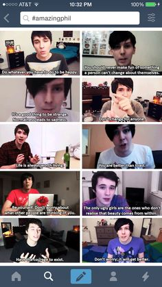 This is one of many reasons I`m proud to call them my role models. The world is really messed up, but at least there will always be people like Dan and Phil.