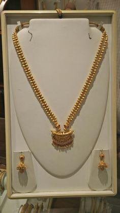 Jewelry Design Earrings, Gold Earrings Designs, Gold Jewellery Design, Necklace Designs, Gold Necklace Simple, Gold Jewelry Simple, Gold Mangalsutra Designs, Swat, Gold Beads