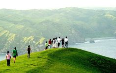 Hilltop view from Basco, Batanes Philippines Destinations, Vacation Destinations, Vacations, Philippines Travel, Batanes, Travel Reviews, Tourist Spots, Beach Holiday, White Sand Beach