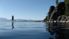 I am going to paddle board this summer at Lake Tahoe