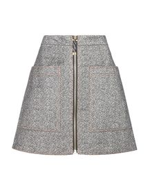 Acne Studios - Prisca cotton miniskirt - Acne Studios  Prisca skirt is made  from structured 95667cccf7f