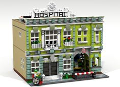 My LEGO® constructions If you like this model please vote and share it through your friends and social network, your support makes me want to start a new challenge and impro...