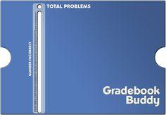 Gradebook Buddy - The sliding online grader for teachers