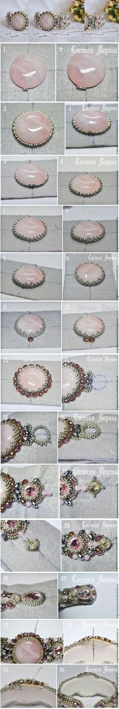 Master Class: a gentle beaded bracelet
