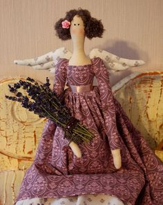 tilda doll via Etsy