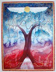 The Womb Tree by Miranda Gray