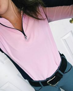 "@ thefit.equestrian on Instagram: ""#rootd "" pink, eis, sun shirt, tailored sportsman, rootd, hunter, jumper, equitation, equestrian, riding, horses"