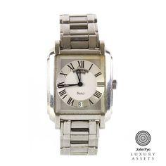 Raymond Weil Saxo mens stainless steel quartz #watch